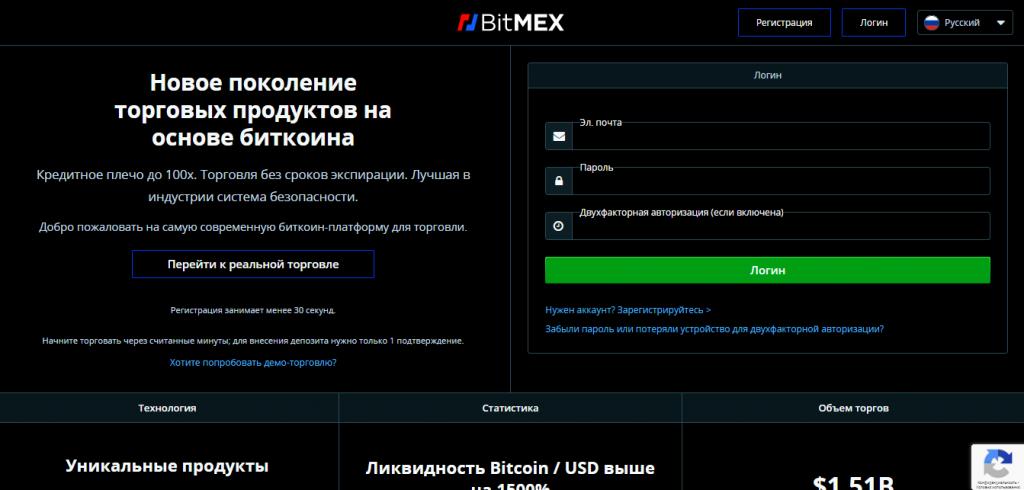 Биржа bitMEX: обзор, отзывы трейдеров
